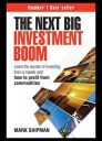 Commodities big investment boom